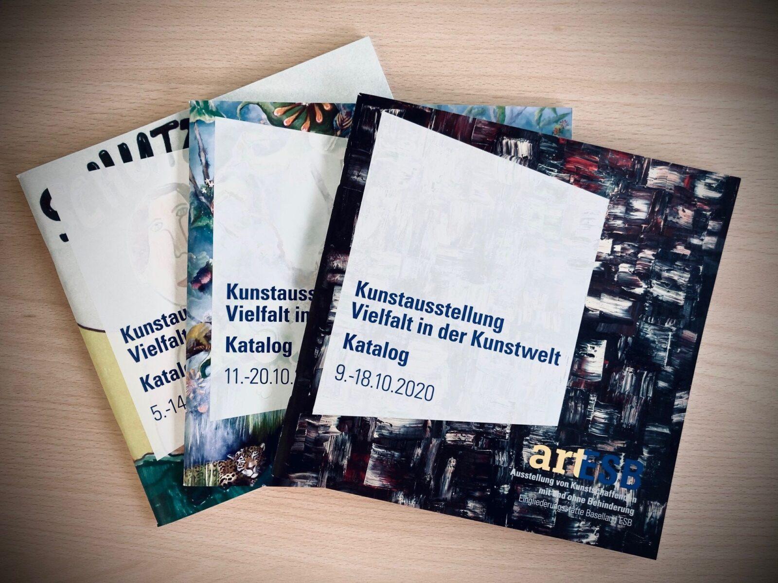 Broschüre artESB