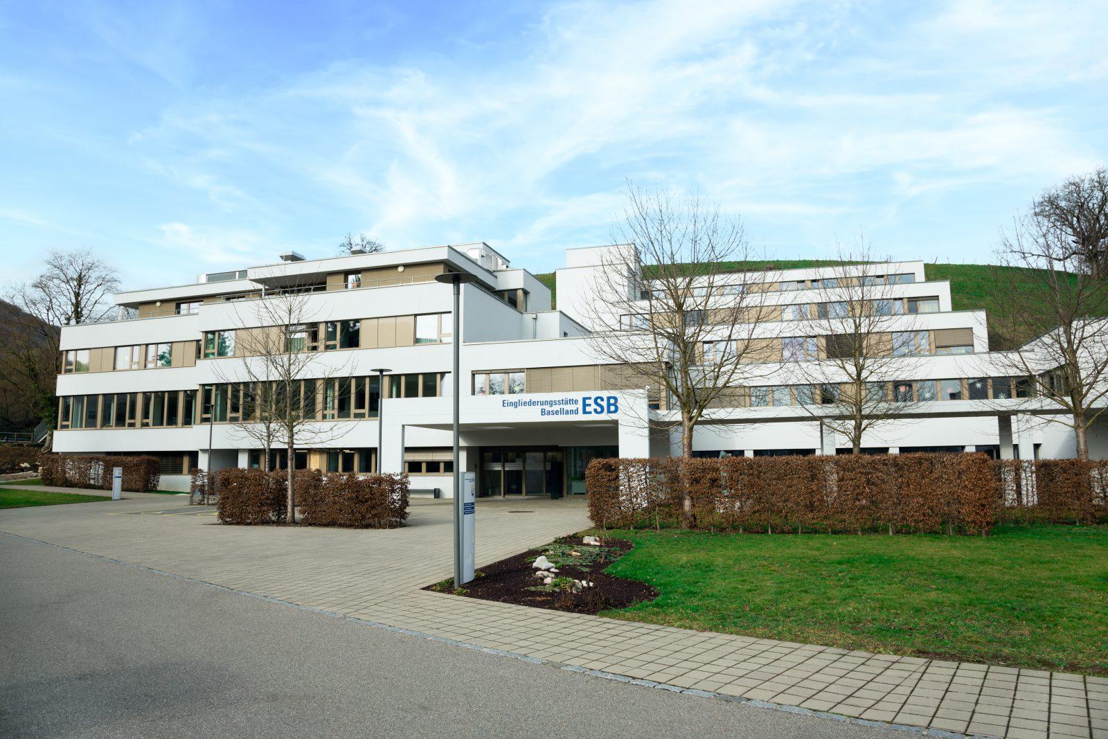 Aussenansicht ESB Liestal