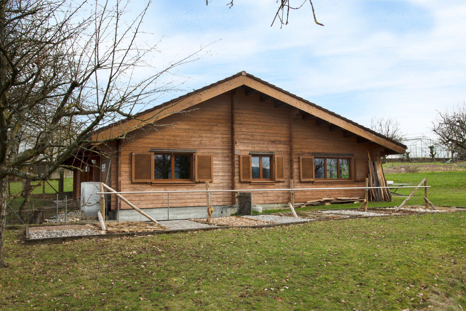 Aussenansicht NaturPur in Füllinsdorf