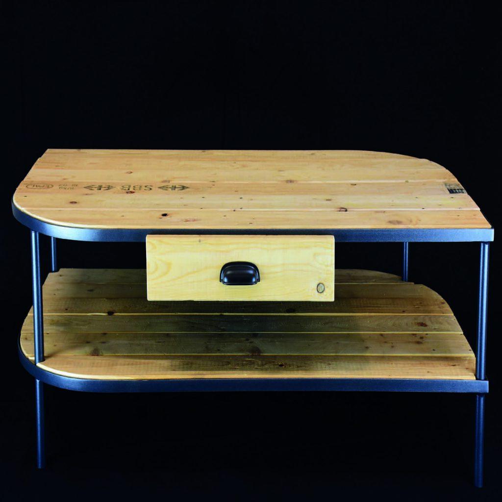 Foto Möbel im Industriedesign