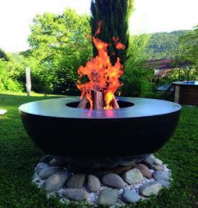 Foto Feuerschalen